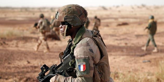 La France a envoyé secrètement des militaires selon les USA — Syrie