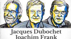 Nobel per la Chimica 2017: premiati acques Dubochet, Joachim Frank e Richard Henderson per la microscopia
