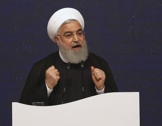 Iranians urged to 'put all your curses' on US