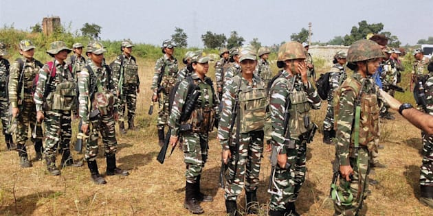 CRPF deployed women commandos in an anti-Naxal operation for the first time in Ranchi, Jharkhand on Tuesday.