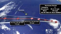 Doble amenaza en Hawái con el volcán Kilauea y el huracán