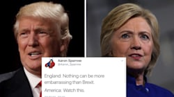 People Can't Handle The Tension On Twitter As US Votes For Their Next