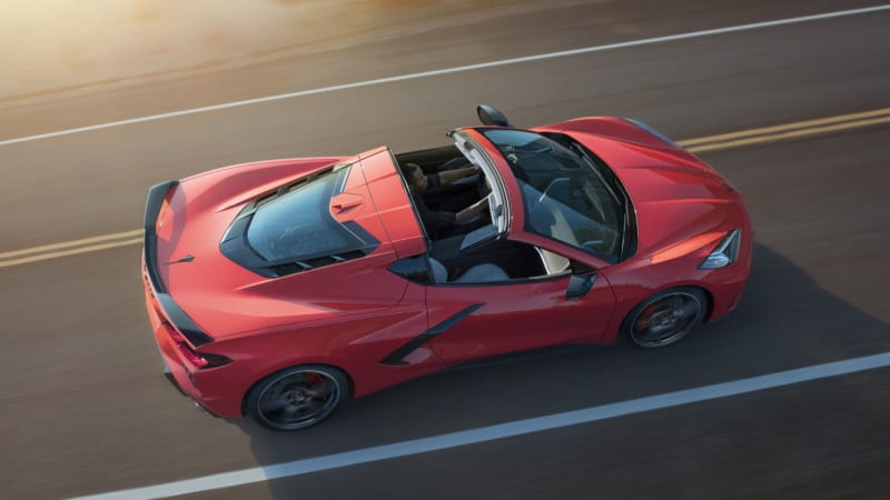 2020 Chevy Corvette Engineering Explained Does The Math On