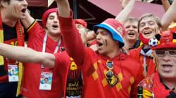Les supporters belges n'ont pas hésité à détourner ce chant pour
