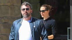Affleck termina i 40 giorni di rehab, con l'ex moglie al fianco.