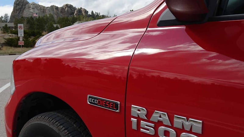 Here's how I averaged 31 5 mpg in a Ram HFE EcoDiesel | Autoblog