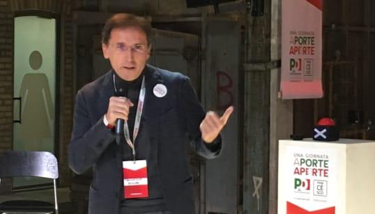 """IL CANDIDATO PD - Francesco Boccia distrugge Rousseau, ma non chiude ai 5S: """"Il vero avversario è Salvini"""" (R. F."""