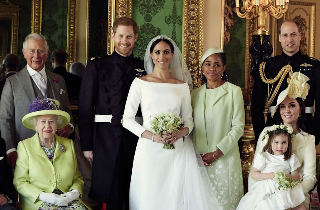 official royal wedding photos - photo #26