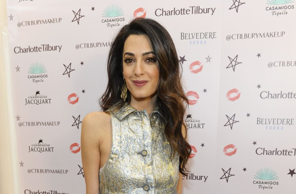 Amal Clooney's complete style transformation: From
