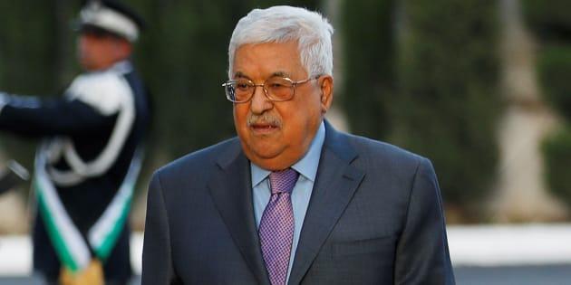 L'état de santé du président palestinien Mahmoud Abbas, hospitalisé pour une pneumonie, s'améliore.