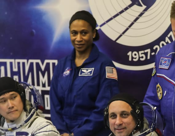 NASA pulls first black crew member from ISS mission