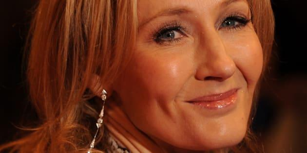 J.K. Rowling a fait signe de résistance face à l'attaque terroriste de Londres.