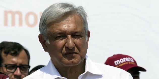 López Obrador es el candidato presidencial que se ha mostrado más reacio a la construcción del Nuevo Aeropuerto.