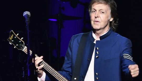 Paul McCartney anuncia dois shows no Brasil em