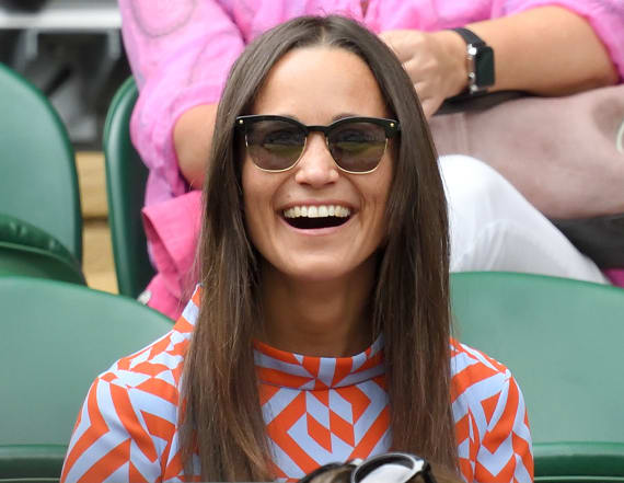Pippa's wedding may have unexpected guests