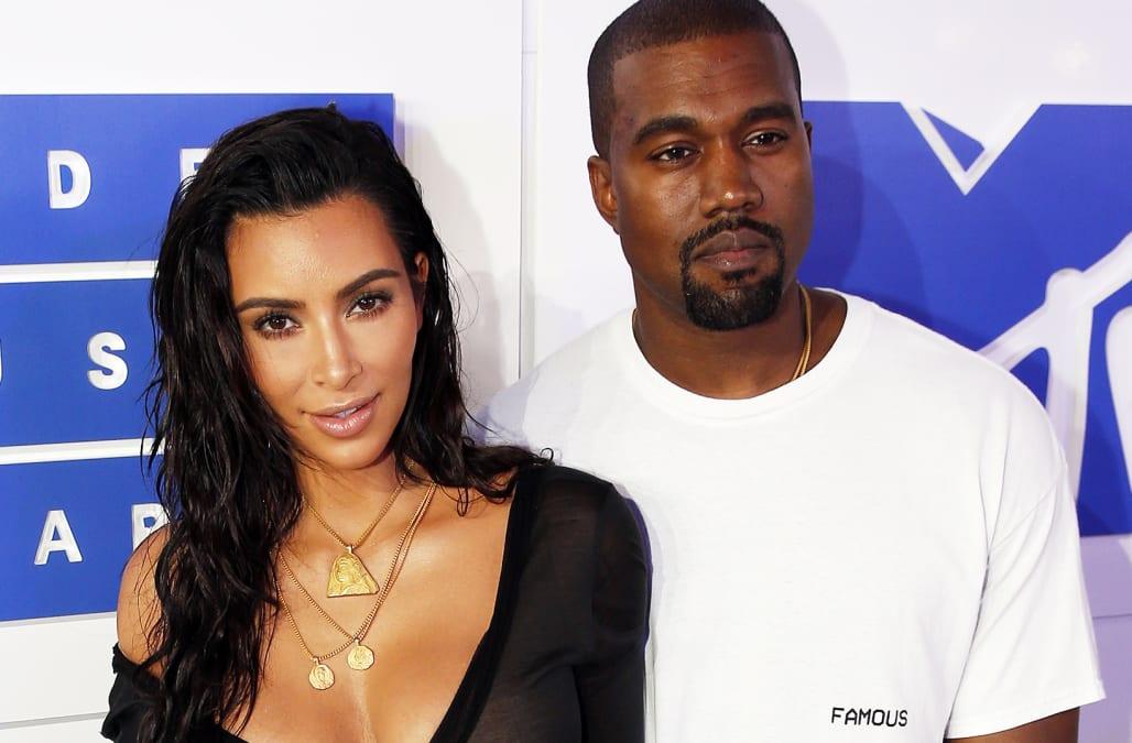 b0be9b827d Kim Kardashian allegedly  wants a divorce  from Kanye West - AOL ...