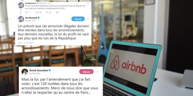 Cette annonce d'Airbnb à Paris étonne les élus parisien