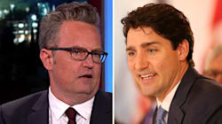 Matthew Perry Once Beat Up Canadian Prime Minister Justin