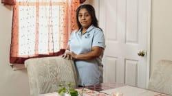 Victorina Morales, la inmigrante indocumentada que ha tendido la cama de Trump durante 5