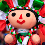 10 muñecas artesanales y de dónde