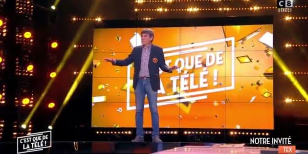 Tex mis à pied par France2, après sa blague sur les violences faites aux femmes