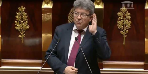 """Le plaidoyer de Jean-Luc Mélenchon contre les """"horaires intenables"""" à l'Assemblée Nationale"""