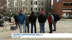 World's Saddest Trump Rally Draws Just 8