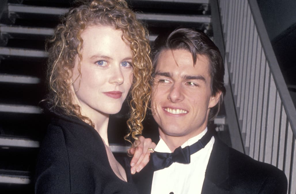 Tom Cruise Scientology 2020.Tom Cruise Bans Nicole Kidman From Son Connor S Scientology