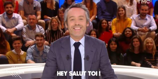 Yann Barthès insulte Donald Trump, TMC impériale en audience — Quotidien