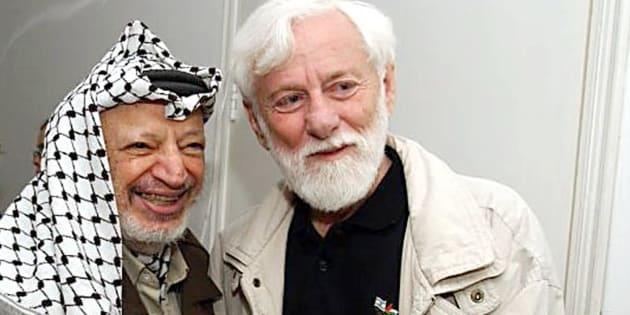 Uri Avnery, in memoria di un grande israeliano