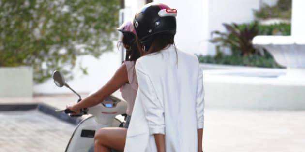 On a testé le feu stop connecté veut sauver la vie des deux-roues