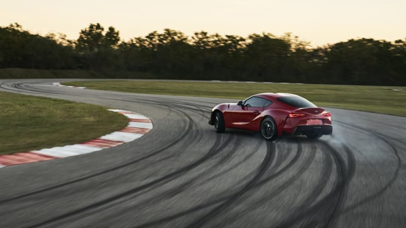 2020 Toyota Supra: striking a balance on power and weight