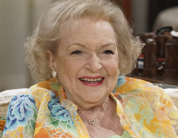 How Betty White is celebrating her 96th birthday