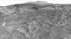 Un énorme glacier sous la surface de Mars pourrait aider de futurs astronautes à