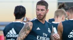 Lucas Vázquez publica una inofensiva foto en Instagram y Sergio Ramos le responde con un auténtico