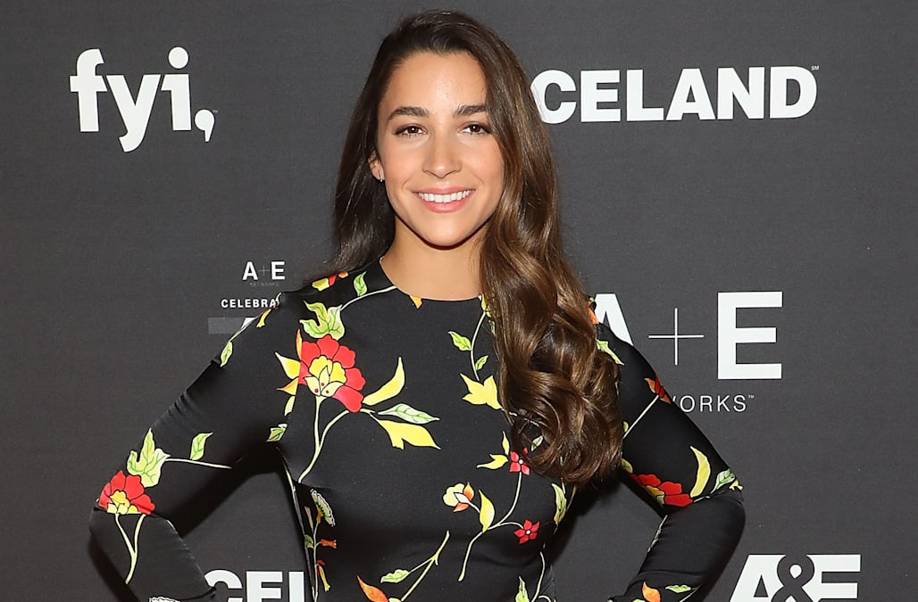 Aly Raisman talks her self care routine and Tokyo 2020 - AOL Lifestyle