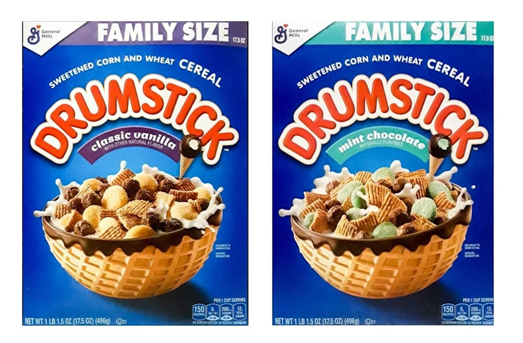 Image result for drumstick cereal
