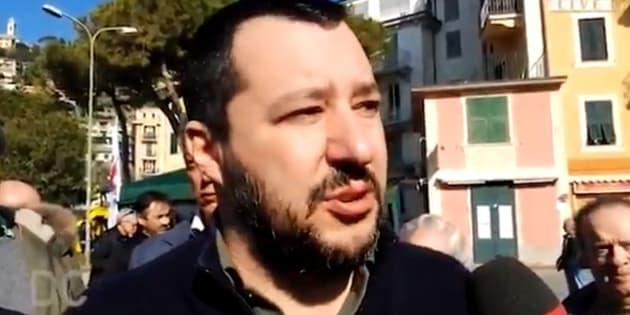 """Matteo Salvini a-t-il vraiment dit qu'il fallait une """"épuration de masse"""" en Italie?  Non, mais c'est pas loin"""