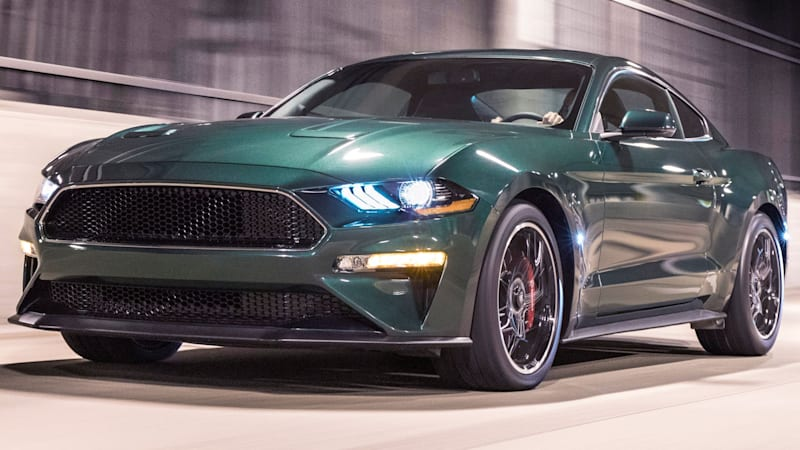 2019 Ford Mustang Sports Car The Bullitt Is Back >> First Ford Mustang Bullitt Will Be Auctioned Off At Barrett Jackson