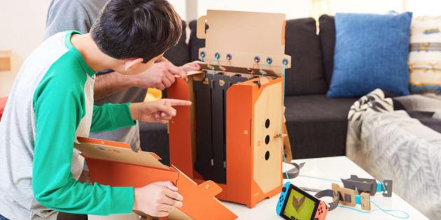 Avec sa nouvelle gamme de jeux, Nintendo veut vous faire travailler