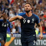 Le résumé (et les buts) de la victoire des Bleus face aux