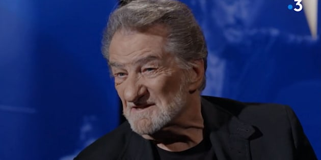 "Eddy Mitchell dans le documentaire de France 3 ""Johnny made in France"""