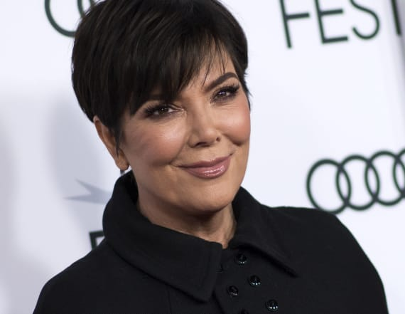 Kris Jenner's Christmas decorations are insane