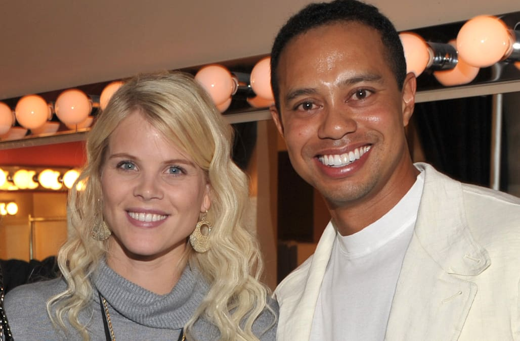 Tiger Woods Ex Wife 2020 - Tiger Woods Ex Elin Nordegren And Baby Daddy ...