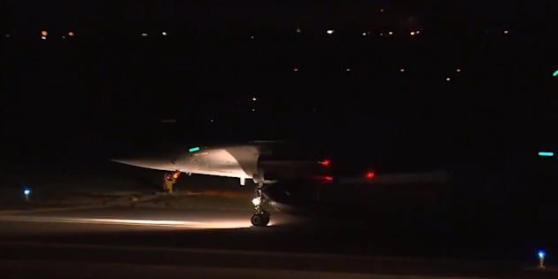 Des pilotes français racontent les frappes en Syrie