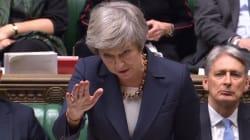 El Parlamento asesta las primeras derrotas a May, que apela a la unidad para aprobar el
