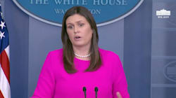 Sarah Huckabee Sanders Explains Tweet About Restaurant: It Was 'News Of The