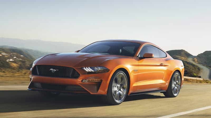 2018 Ford Mustang First Drive Review | When I get that feeling, I want V8 healing
