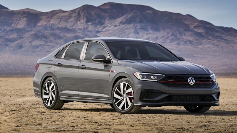Volkswagen Has Announced Official Prices For The New 2019 Jetta Gli Hot Starts From 26 890 Including Destination Fees Which Makes It An