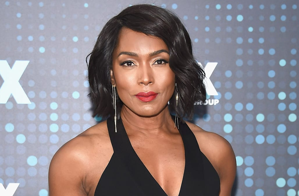 Angela Bassett teases upcoming film 'Black Panther': 'It ...